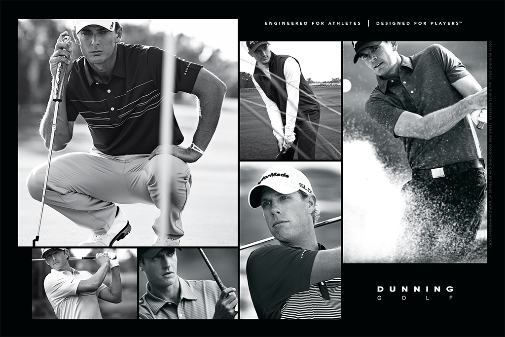 New advertisement for Dunning Golf by Collaborated Inc.